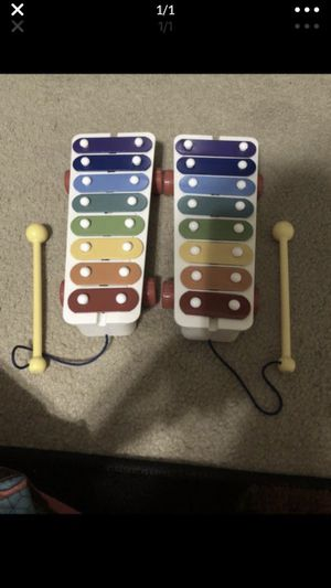 Xylophone both for $ 10 for Sale in Humble, TX