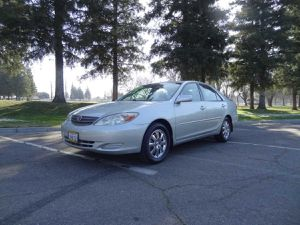 2002 Toyota Camry for Sale in Turlock, CA