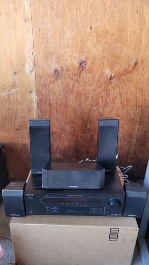 Panasonic Surround sound system for Sale in Chula Vista, CA