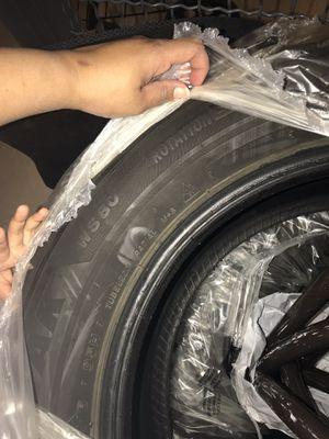 Honda Accord winter tires for Sale in Chicago, IL