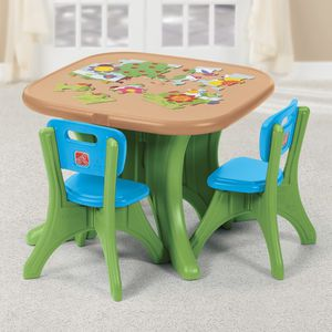 Kids step 2 table and chairs set for Sale in Littleton, CO