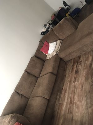 Gently used sectional couch for Sale in Atlanta, GA
