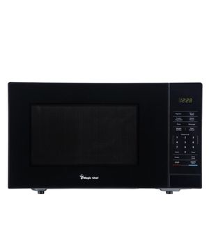 Magic Chef 1.1 cu. ft. Countertop Microwave in Black with Gray Cavity for Sale in Alexandria, VA