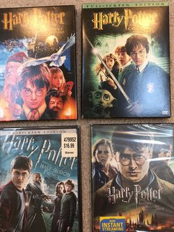 Harry Potter DVDs for Sale in Issaquah,  WA