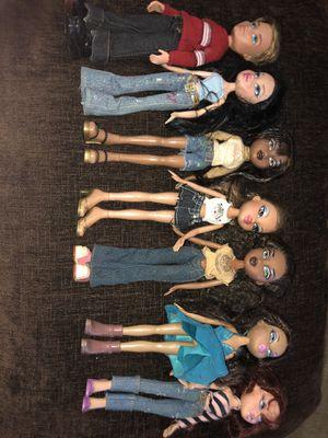 7 Bratz dolls for Sale in Hemet, CA