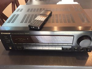 Pioneer Stereo Receiver for Sale in Mission Viejo, CA