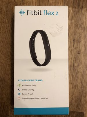 Fitbit Flex 2 Black for Sale in Stanley, NC