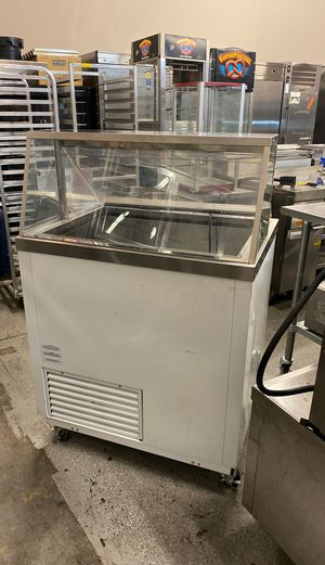 Ice cream dipping cabinet for Sale in Richardson, TX