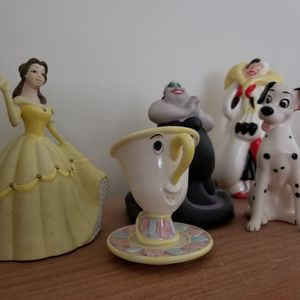 Disney Ceramic / Porcelain Figurines for Sale in Edison, NJ