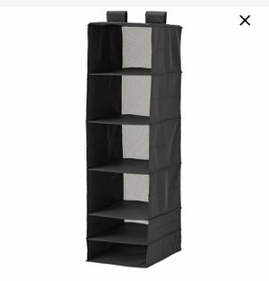 Ikea Closet Organizer, Hanging Storage Clothes Cubes for Sale in Garden Grove, CA