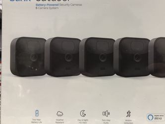 Blink Outdoor 5 Camera Security System Brand New for Sale in Pittsburgh,  PA