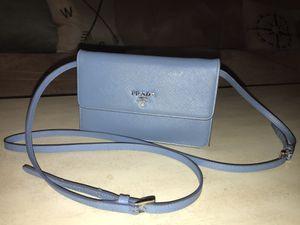 Authentic Prada wallet crossbody bag for Sale in Annandale, VA