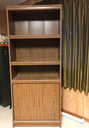 2 Bookcases- Adjustable shelves/Great Storage for Sale in Portland, OR