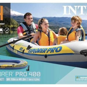 Intex 4 Person Raft Inflatable Boat for Sale in Miami, FL