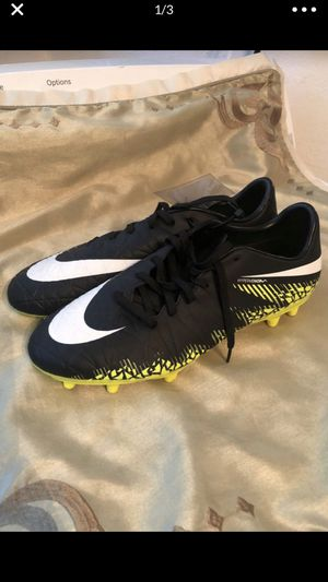 New Nike soccer shoes for Sale in Dallas, TX