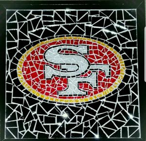 San Francisco 49er bar sign wall art for Sale in Ceres, CA