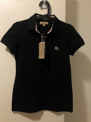 Burberry polo t-shirt (women) for Sale in Los Angeles, CA