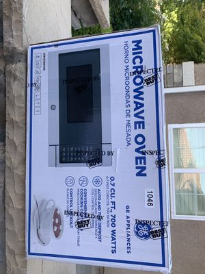 Ge microwave oven for Sale in Fresno, CA
