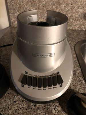 Black and Decker Blender Base for Sale in Lake View Terrace, CA