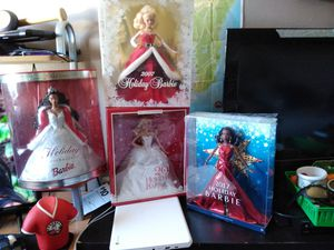 Holiday Barbies for Sale in Los Angeles, CA