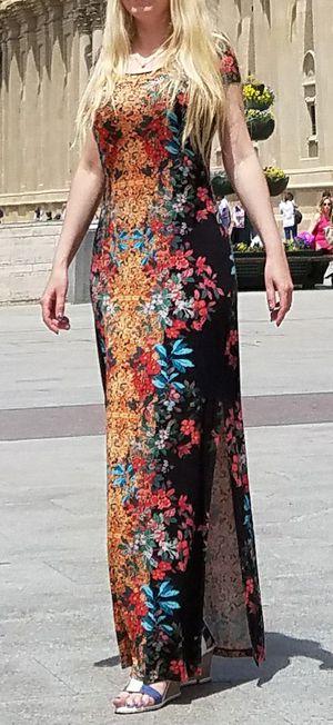 FLOWERS LONG DRESS for Sale in Seattle, WA
