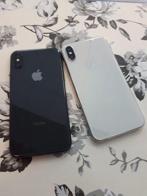 Apple iPhone X Unlocked for Sale in Kent, WA