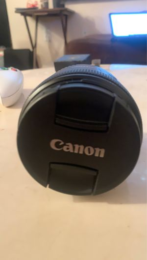 Canon 35m lens for Sale in Peoria, AZ
