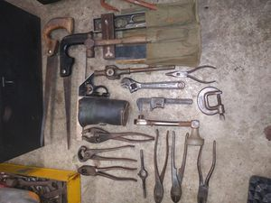 Antique tool lot for Sale in Milton, WA