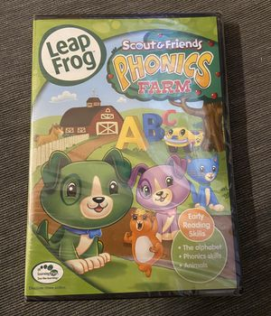 LeapFrog dvd for Sale in Brooklyn, NY