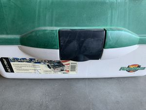 Flambeau Fishing container with accessories for Sale in Palmdale, CA