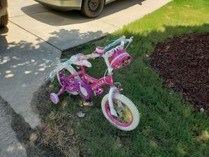 Girls 14 in. bike for Sale in Raleigh, NC