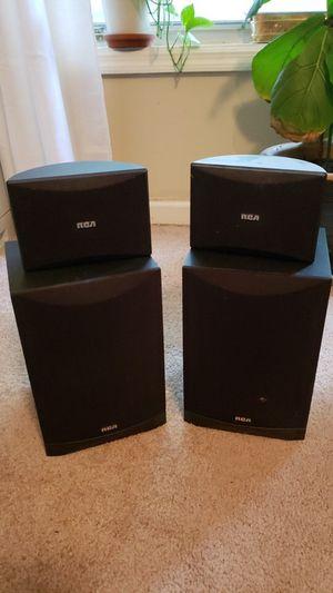 Kenwood speakers and receiver set for Sale in Atlanta, GA
