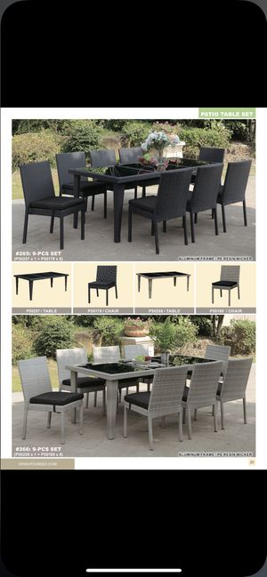 New And Used Patio Furniture For Sale In Palm Springs Ca Offerup