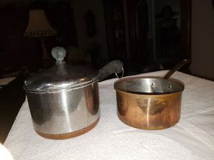 Sauce Pans (2) for Sale in Brandon, FL