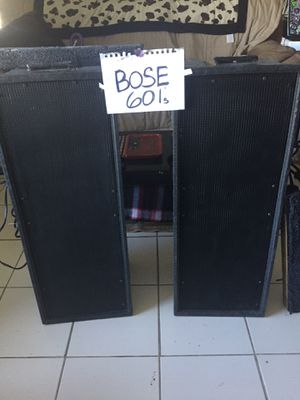 Bose 601 for Sale in Vero Beach, FL