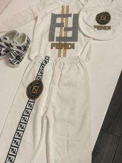 FENDI baby set for Sale in Brooklyn,  NY