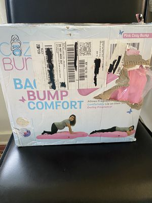 Pink cozy bump for Sale in North Tonawanda, NY