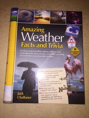 Weather Book for Sale in Watertown, MA