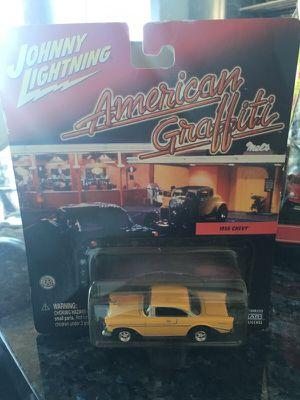 1956 Chevy Johnny lightning American graffiti matchbox car for Sale in Dallas, TX