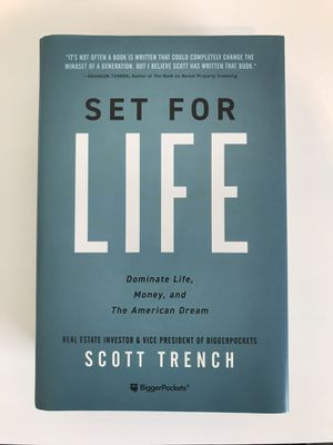 Set For Life by Scott Trench for Sale in Menifee, CA