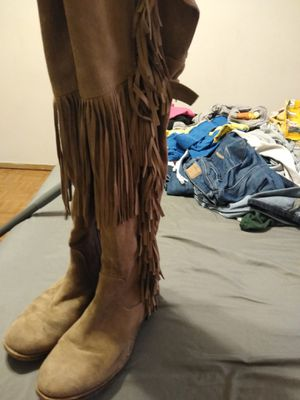 Knee high boots for Sale in Portland, OR
