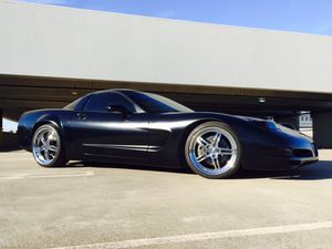 01 Chevy Corvette cammed and built for Sale in Dallas, TX