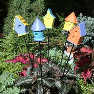 New Miniature Birdhouse Decorations for Sale in Colorado Springs, CO