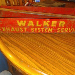 Vintage Red Metal Tool Caddy for Sale in Browns Mills, NJ