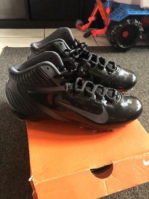 Nike alpha speed cleats size 8.5 for Sale in Hialeah, FL