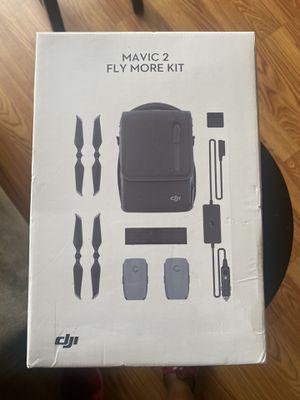 DJI Mavic 2 fly more kit for Sale in Pinecrest, FL
