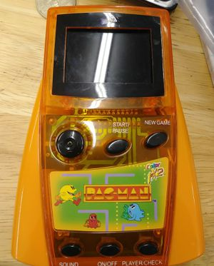 Namco classic arcade pac-man handheld game for Sale in Los Angeles, CA