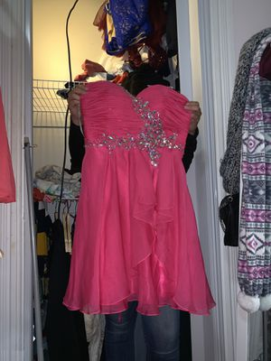 Pink prom dress for Sale in Washington, DC