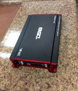 Dna - 6500.1 class d amplifier 6500 watts max for Sale in Fort Lauderdale, FL