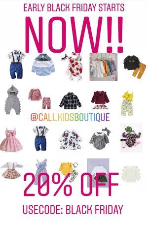 Cali Kids Boutique 💕 for Sale in Gardena, CA